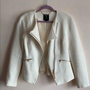 White Ted Baker Jacket
